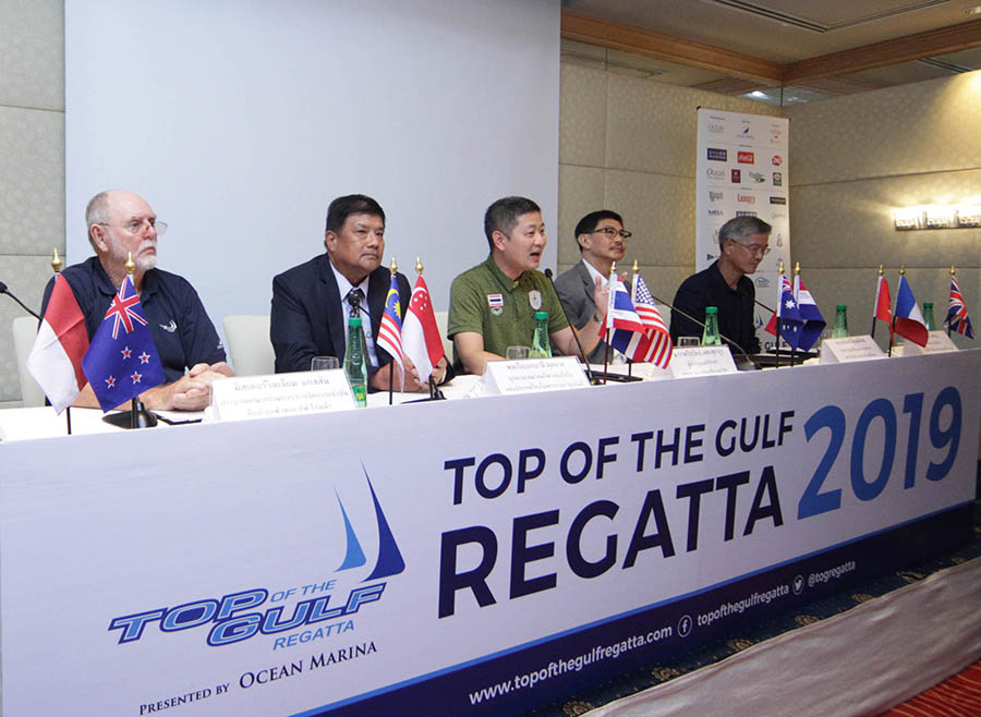 Top of The Gulf Regatta - View Press Release